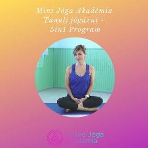 MJA+5in1 online jóga
