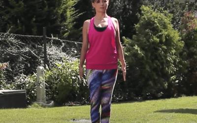 Online jóga könyvtár – Egyenes állás