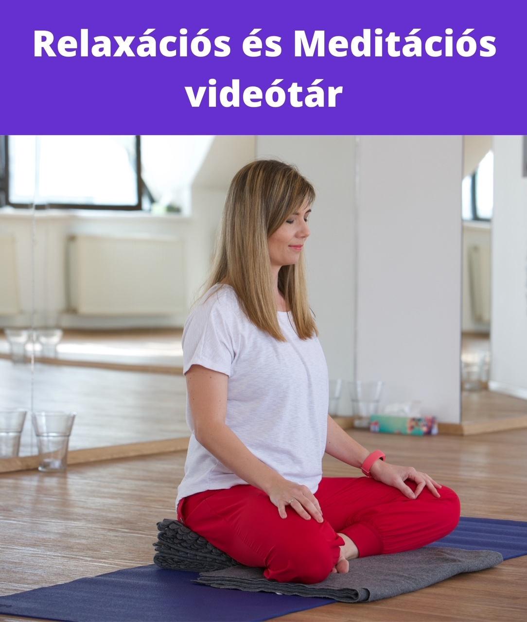 relaxacios es meditacios videotar