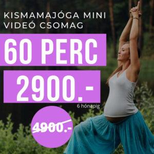 Kismama mini video csomag